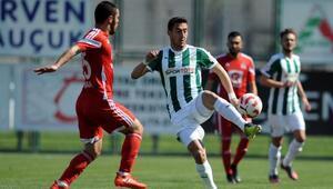 Yeşil Bursa-Batman Petrolspor: 2-0