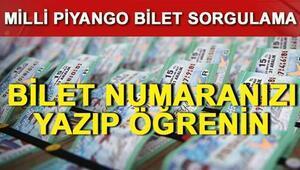 Milli Piyango sonuçları - 29 Mart 2017 MPİ sonuçları