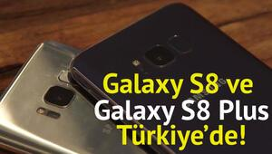 Galaxy S8 ve Galaxy S8 Plus Türkiyede İşte özellikler ve fiyatlar...