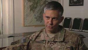 ABD'li komutandan gergin toplantı