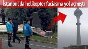Helikopter faciasının yaşanmasına sebep mi oldu İşte o kule ile ilgili flaş iddia
