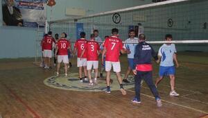 Ağrı'da kurumlar arası voleybol turnuvası
