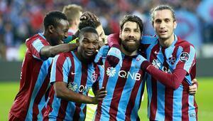 Trabzonspor iyi yolda