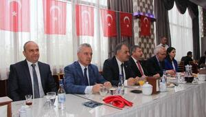 Ak Partili Ataş: Referandum sürecinde centilmenlik ilke edinilmeli