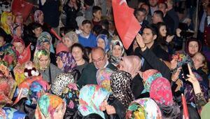 AK Parti Milletvekili Gider Anayasa değişikliğini anlattı