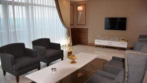 Diyarbakırda 25 milyon dolar yatırımla yapılan hotel açıldı