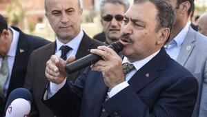 fotoğraflar//Bakan Eroğlu Büyükçekmecede fidan dikim törenine katıldı