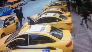 Saldırgan taksiciye 950 TL ceza verildi