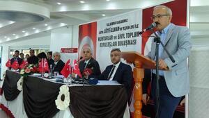Bakan Elvan: Avrupa neden hayır kampanyası yürütüyor