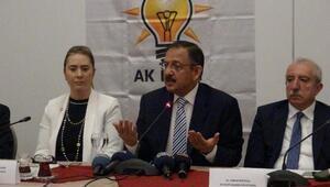 Bakan Özhaseki: Nusaybinde 4 bin 600 konutun temeli atılacak