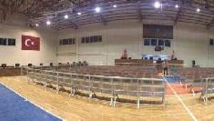Sakaryada FETÖ davaları spor salonundan dönüştürülen duruşma salonunda yapılacak