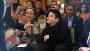 fotoğraflar//Kemal Kılıçdaroğlu, SMA Hastalarının Yakınları ile görüştü, sorunlarını dinledi