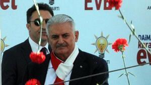Başbakan Yıldırım: Kılıçdaroğlu, 1982de kalmış- ek fotoğraflar