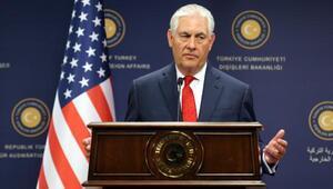 Dışişleri Bakanı Çavuşoğlu, ABDli mevkidaşı Tillerson ile görüştü - ek fotoğraflar