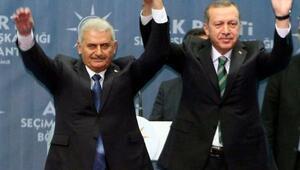 Cumhurbaşkanı ve Başbakan 9 Nisanda Gündoğduda