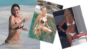 Bikini de değişmedi içindeki de