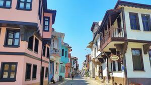 Baharın en sakin hafta sonu kaçış rotası: Tirilye / Bursa