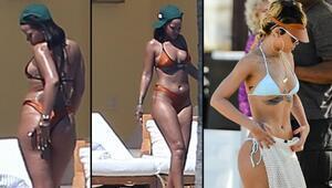Rihanna bu kez şaşırttı