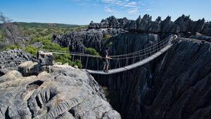 Çok az kişinin ulaşabildiği Madagaskar mirası