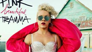On the Record: Pnk - Beautiful Trauma kısa filmi Apple Musice geliyor
