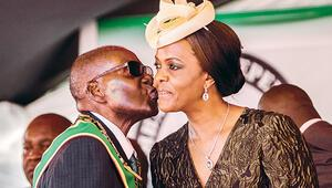 'First lady'ye darbe