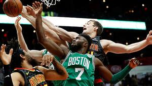Boston Celtics durmuyor 15. galibiyet...