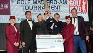 Golf Mad Pro-Am Turnuvası sona erdi