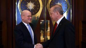General Electric Üst Yöneticisi John Flannery Beştepede