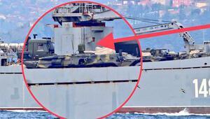 Rus vekil, Rus gemilerinin Tartus limanından ayrıldığını doğruladı: Güvenlik amaçlı 97