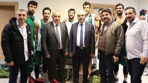 Haliliye Basketbol final yolunda