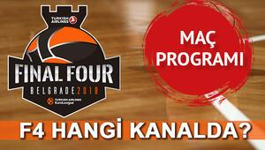 Final Four ne zaman Final Four hangi kanalda