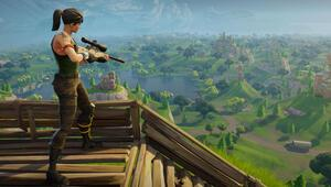 Fortnite Nintendo Switch'e geliyor