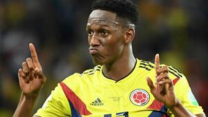 Yerry Mina Evertonda