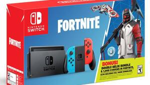 Fortnite için Nintendo Switch paketi