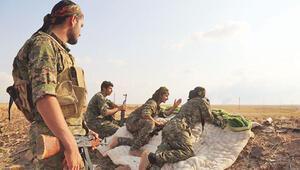 AA: Afrinli Kürt Şahinleri, YPGye karşı savaşacak 20