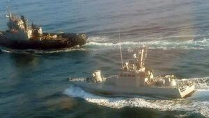 Son dakika ABD-Çin gerilimi alev aldı Gemiler karşı karşıya 45