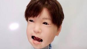 Japonya'da küçük bir çocuk görünümüne sahip robot üretildi