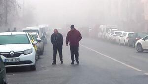 Merkez Haberleri: Ardahanda sis ve buzlanma kazalara yol açtı 75