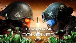 Command and Conquer Rivals yayında