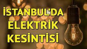 Elektrikler ne zaman gelecek 30 Ocak planlı elektrik kesintisi programı 100