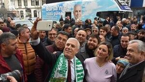 Bursa Haberleri: Yıldırım'da duyarlı belediyecilik' yaptık 31