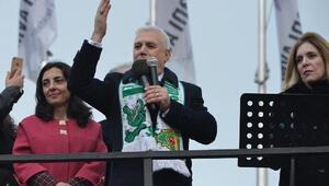 Bursa Haberleri: Yıldırım'da duyarlı belediyecilik' yaptık 11
