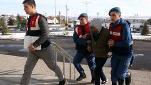 Karaman Haberleri: Bekçilik yaptığı şantiyeyi soydu 91