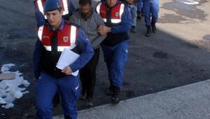 Karaman Haberleri: Bekçilik yaptığı şantiyeyi soydu 21
