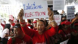 Taylandda darbeden sonraki ilk seçim tarihi kesinleşti 23