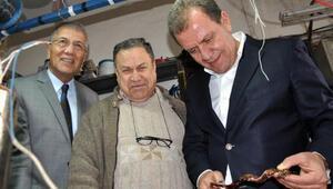Merkez Haberleri: Karaçorun sanatta 50nci yıl sergisi açıldı 94