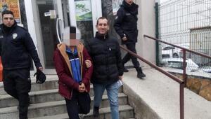 Keşan Haberleri: Okulun demir parmaklıklarını çalan şüpheli yakalandı 31