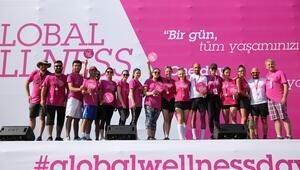 Global Wellness Day'in Sekizincisi Kutlandı
