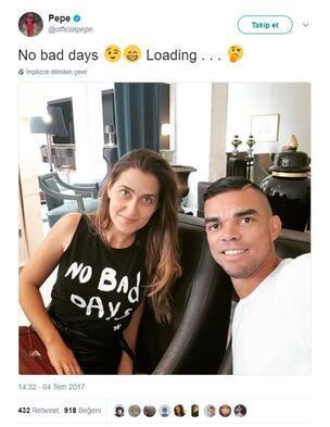 Pepe resmen Beşiktaşta
