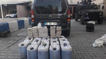 Van'da 437 kilo eroin ele geçirildi